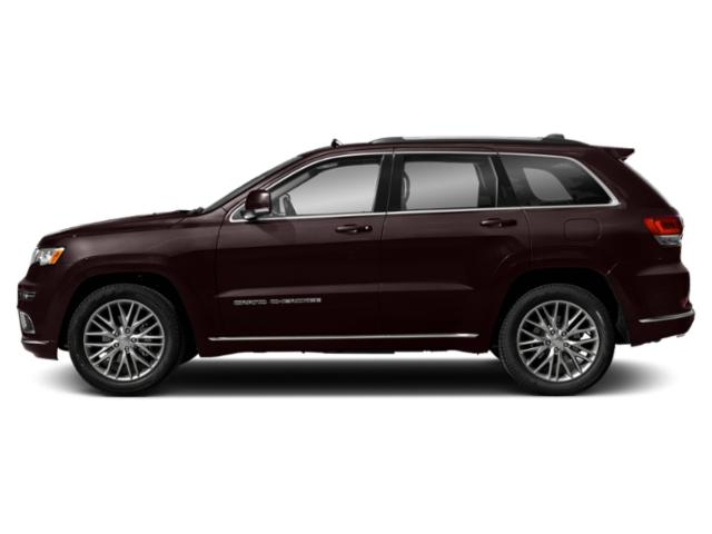 Sangria Metallic Clearcoat 2019 Jeep Grand Cherokee Pictures Grand Cherokee Summit 4x4 photos side view