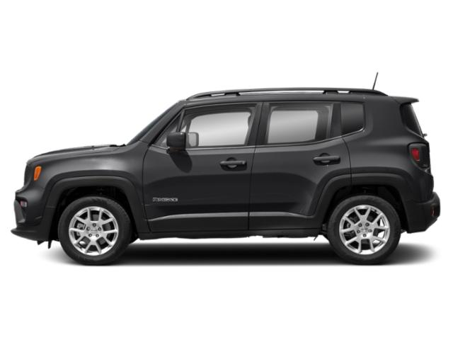Anvil Clearcoat 2019 Jeep Renegade Pictures Renegade Limited 4x4 photos side view