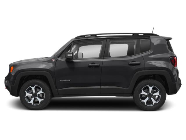 Anvil Clearcoat 2019 Jeep Renegade Pictures Renegade Trailhawk 4x4 photos side view