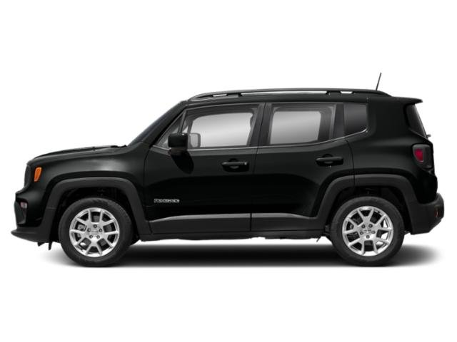 Black Clearcoat 2019 Jeep Renegade Pictures Renegade Limited 4x4 photos side view