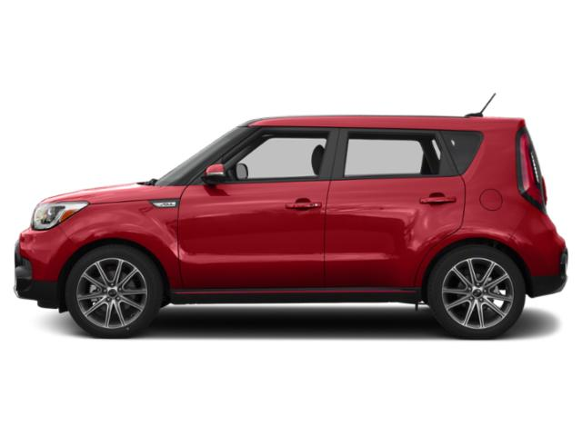 Inferno Red 2019 Kia Soul Pictures Soul ! Auto photos side view