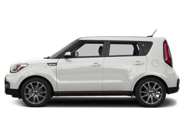 Clear White 2019 Kia Soul Pictures Soul ! Auto photos side view