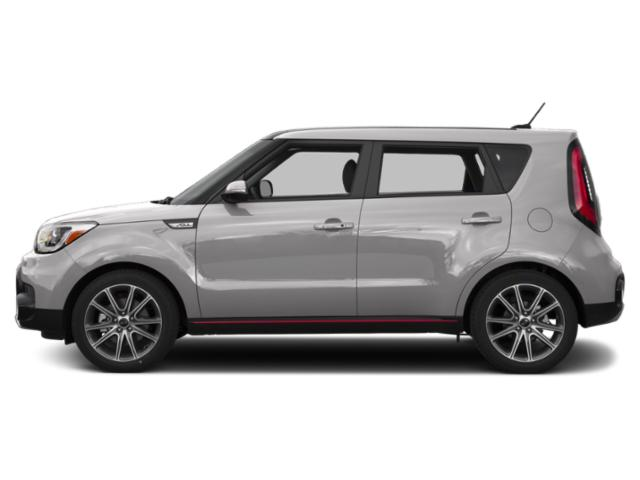 Bright Silver 2019 Kia Soul Pictures Soul ! Auto photos side view
