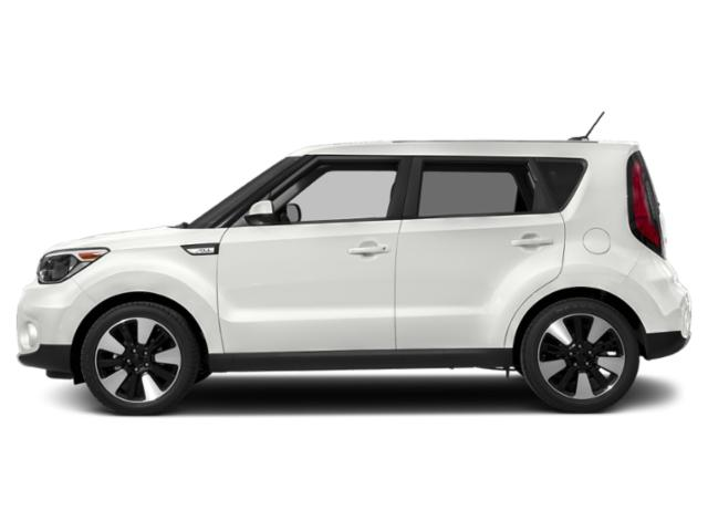 Clear White 2019 Kia Soul Pictures Soul + Auto photos side view