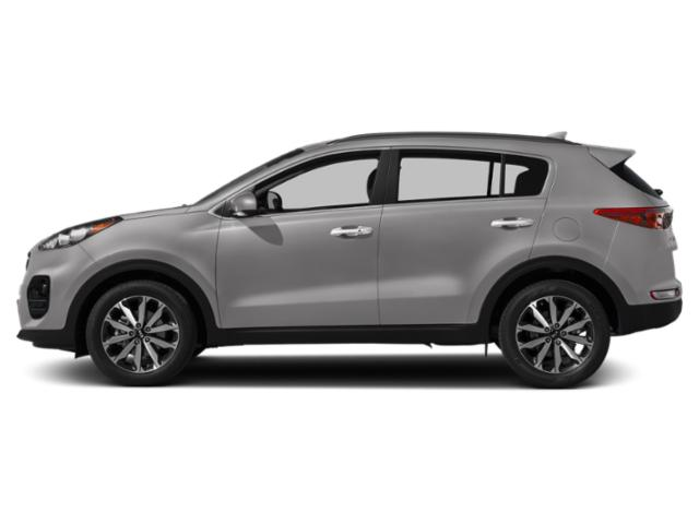 Mineral Silver 2019 Kia Sportage Pictures Sportage EX FWD photos side view
