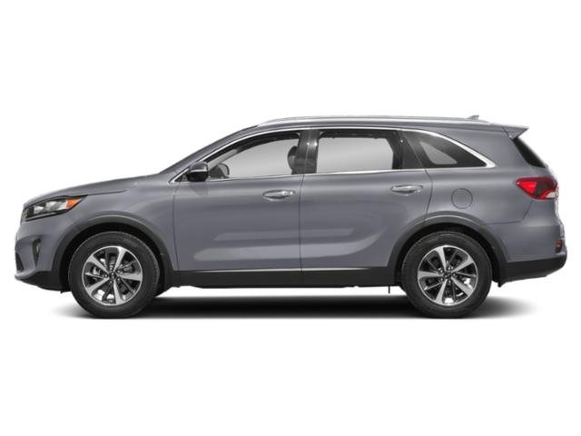 Everlasting Grey 2019 Kia Sorento Pictures Sorento SX Limited V6 FWD photos side view