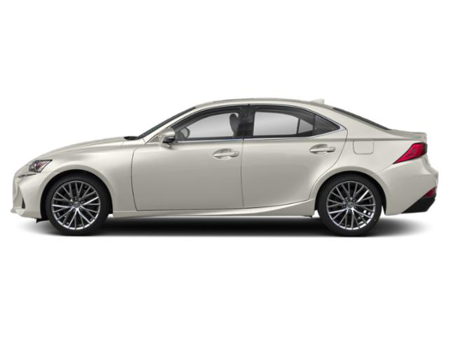 Eminent White Pearl 2019 Lexus IS Pictures IS IS 300 RWD photos side view
