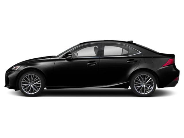 Obsidian 2019 Lexus IS Pictures IS IS 300 RWD photos side view