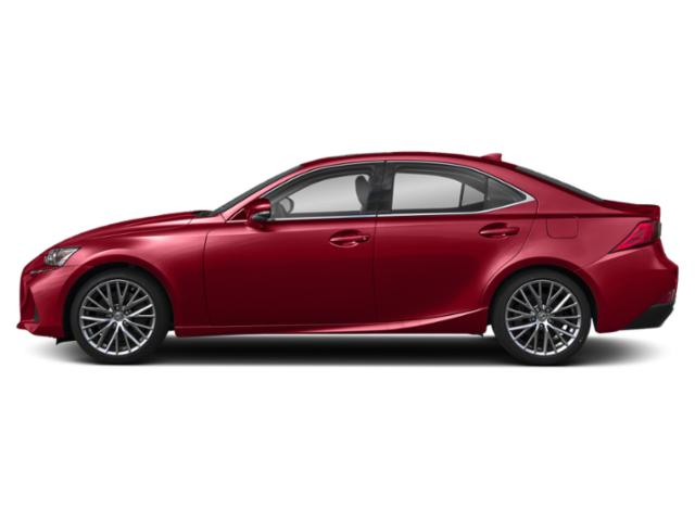 Redline 2019 Lexus IS Pictures IS IS 300 RWD photos side view