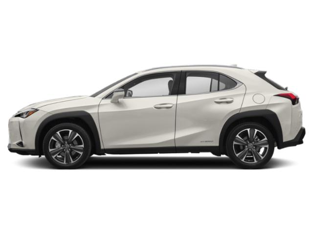 Eminent White Pearl 2019 Lexus UX Pictures UX UX 250h AWD photos side view