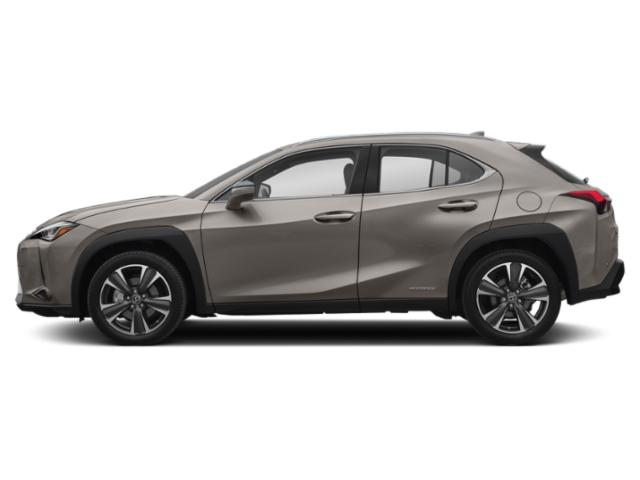 Atomic Silver 2019 Lexus UX Pictures UX UX 250h AWD photos side view