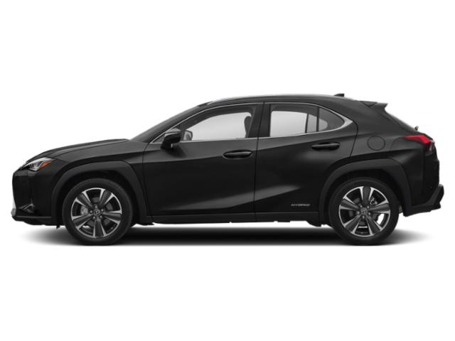 Obsidian 2019 Lexus UX Pictures UX UX 250h AWD photos side view