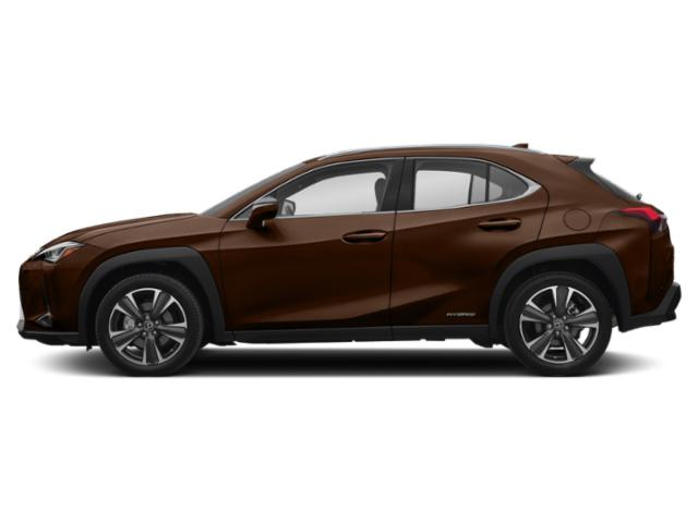 Autumn Shimmer 2019 Lexus UX Pictures UX UX 250h AWD photos side view