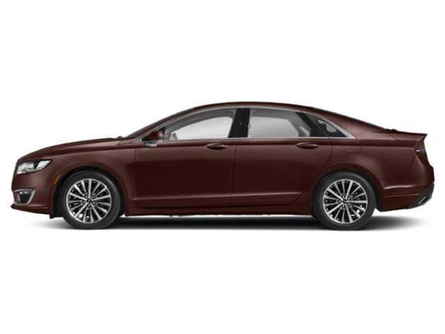 Crystal Copper Metallic Tinted Clearcoat 2019 Lincoln MKZ Pictures MKZ Hybrid Reserve II FWD photos side view