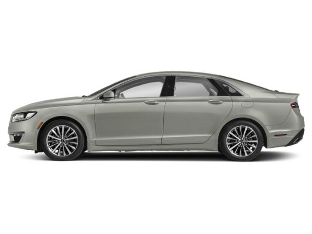 Ceramic Pearl Metallic Tri-Coat 2019 Lincoln MKZ Pictures MKZ Hybrid Reserve II FWD photos side view