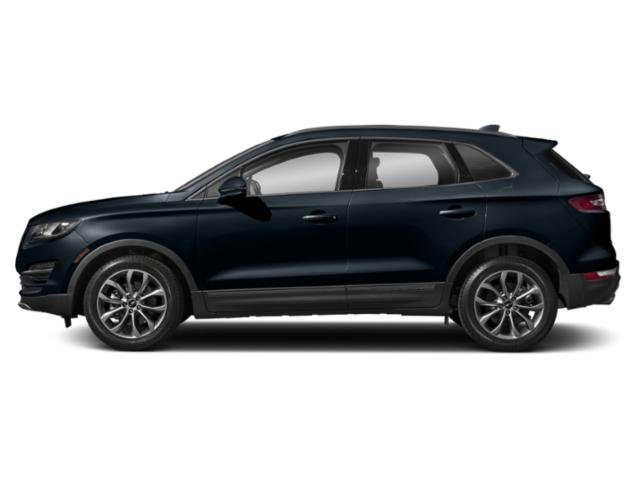 Rhapsody Blue Metallic 2019 Lincoln MKC Pictures MKC Reserve FWD photos side view