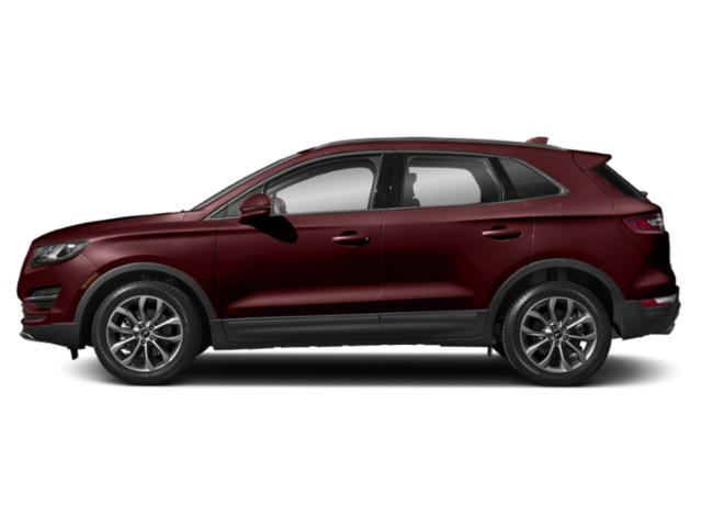 Burgundy Velvet Metallic Tinted Clearcoat 2019 Lincoln MKC Pictures MKC Reserve FWD photos side view