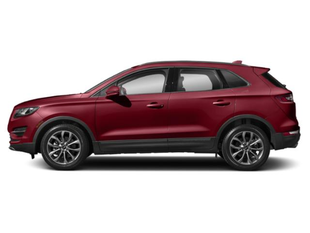 Ruby Red Metallic Tinted Clearcoat 2019 Lincoln MKC Pictures MKC Reserve FWD photos side view