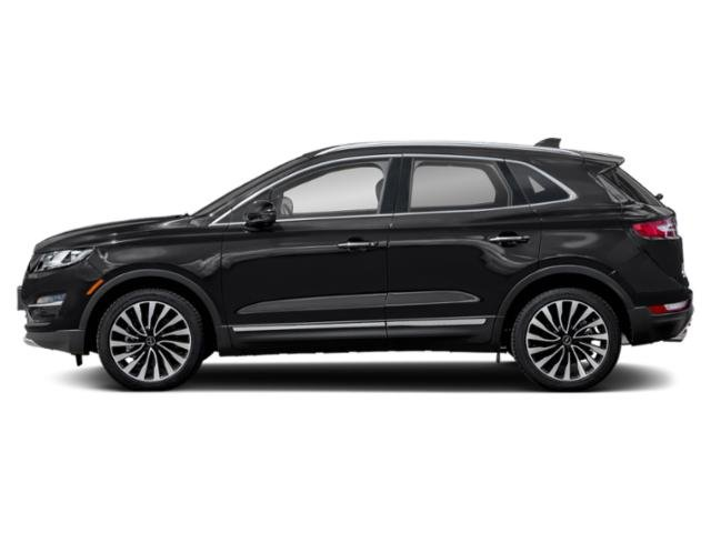Infinite Black Metallic 2019 Lincoln MKC Pictures MKC Black Label FWD photos side view