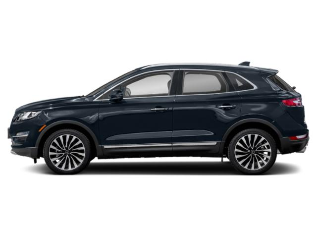 Rhapsody Blue Metallic 2019 Lincoln MKC Pictures MKC Black Label FWD photos side view