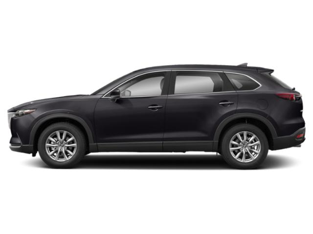 Machine Gray Metallic 2019 Mazda CX-9 Pictures CX-9 Sport FWD photos side view