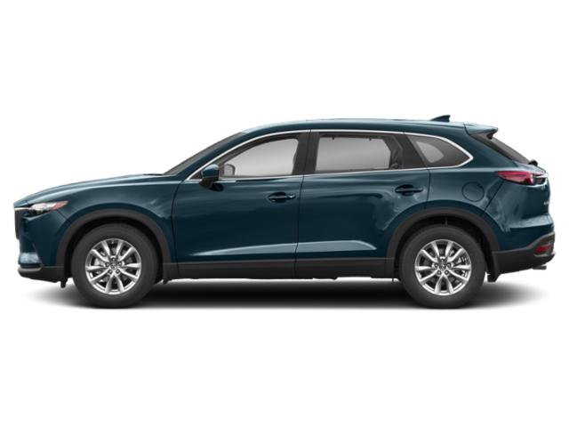 Deep Crystal Blue Mica 2019 Mazda CX-9 Pictures CX-9 Touring FWD photos side view