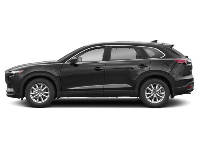 Jet Black Mica 2019 Mazda CX-9 Pictures CX-9 Touring FWD photos side view
