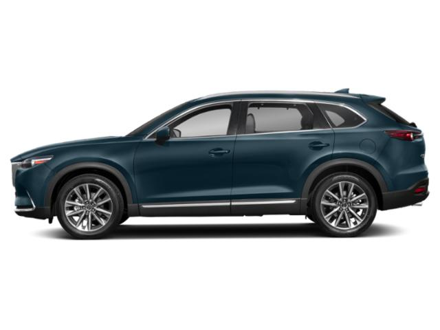 Deep Crystal Blue Mica 2019 Mazda CX-9 Pictures CX-9 Grand Touring AWD photos side view