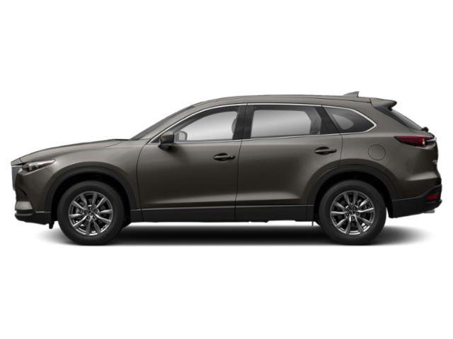 Titanium Flash Mica 2019 Mazda CX-9 Pictures CX-9 Touring AWD photos side view