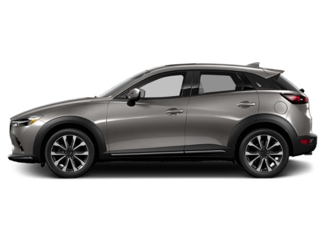 Titanium Flash Mica 2019 Mazda CX-3 Pictures CX-3 Touring FWD photos side view