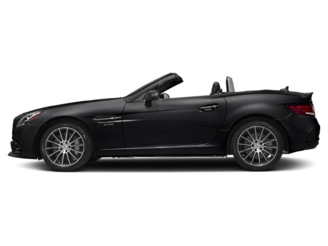 Black 2019 Mercedes-Benz SLC Pictures SLC AMG SLC 43 Roadster photos side view
