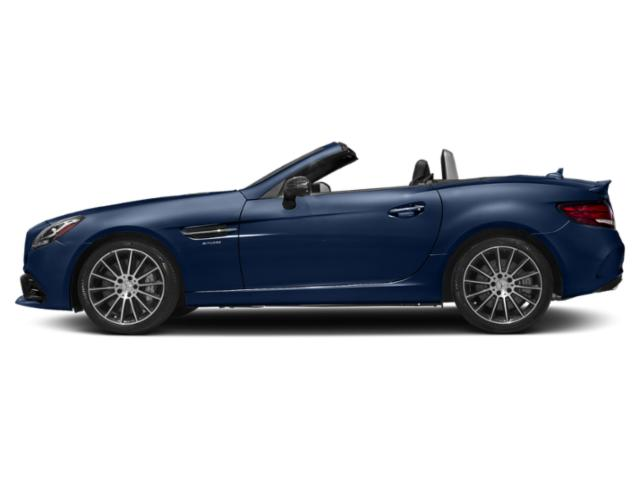 Brilliant Blue Metallic 2019 Mercedes-Benz SLC Pictures SLC AMG SLC 43 Roadster photos side view