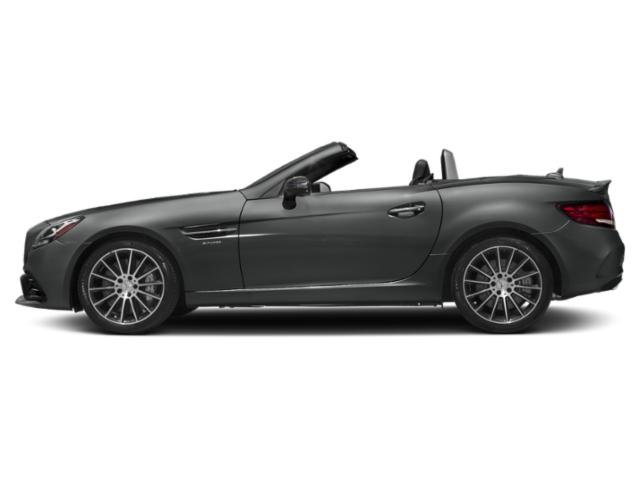 Selenite Grey Metallic 2019 Mercedes-Benz SLC Pictures SLC AMG SLC 43 Roadster photos side view
