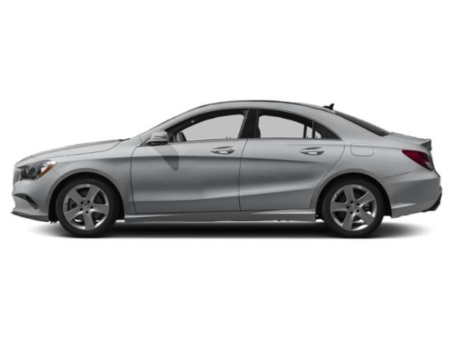 designo Polar Silver Magno (Matte Finish) 2019 Mercedes-Benz CLA Pictures CLA CLA 250 4MATIC Coupe photos side view