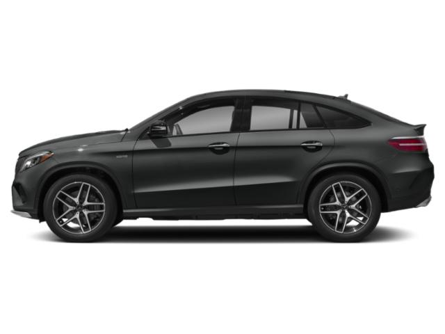 Selenite Grey Metallic 2019 Mercedes-Benz GLE Pictures GLE AMG GLE 43 4MATIC Coupe photos side view