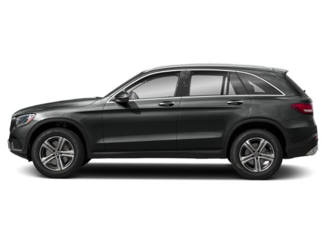 Selenite Grey Metallic 2019 Mercedes-Benz GLC Pictures GLC GLC 300 4MATIC SUV photos side view