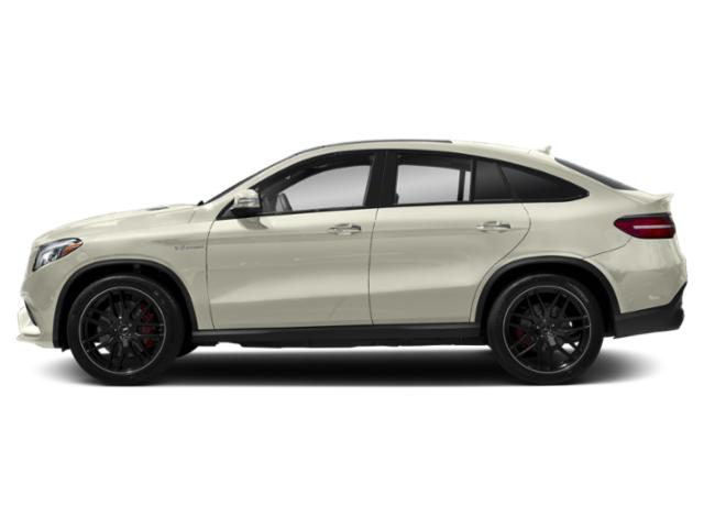 Polar White 2019 Mercedes-Benz GLE Pictures GLE AMG GLE 63 S 4MATIC Coupe photos side view