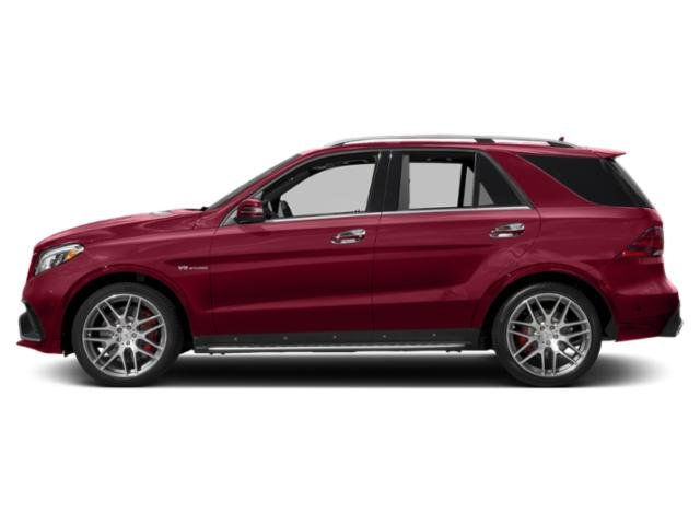 designo Cardinal Red Metallic 2019 Mercedes-Benz GLE Pictures GLE AMG GLE 63 S 4MATIC SUV photos side view