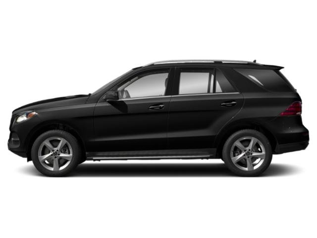 Obsidian Black Metallic 2019 Mercedes-Benz GLE Pictures GLE GLE 400 4MATIC SUV photos side view