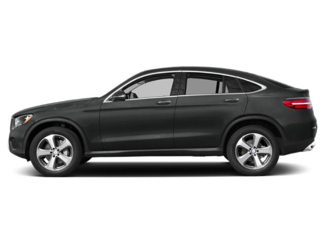 Selenite Grey Metallic 2019 Mercedes-Benz GLC Pictures GLC AMG GLC 43 4MATIC Coupe photos side view