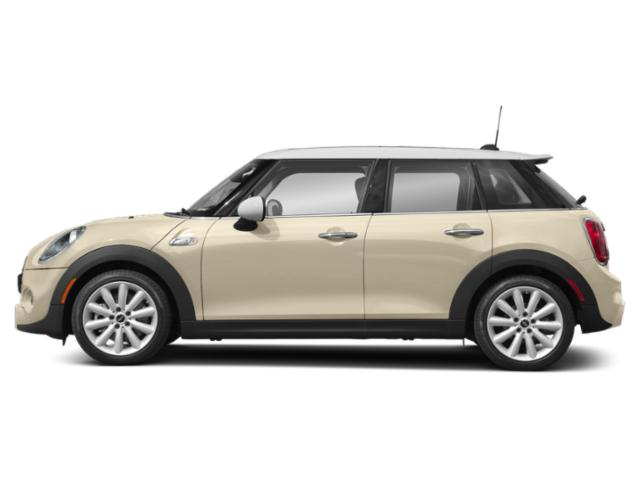 Pepper White 2019 MINI Hardtop 4 Door Pictures Hardtop 4 Door Cooper FWD photos side view