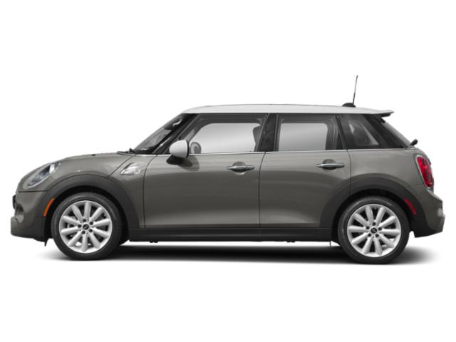 Melting Silver Metallic 2019 MINI Hardtop 4 Door Pictures Hardtop 4 Door Cooper FWD photos side view