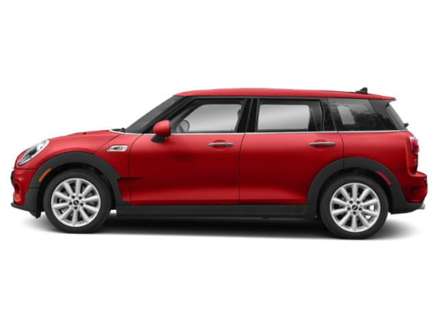 Chili Red 2019 MINI Clubman Pictures Clubman John Cooper Works ALL4 photos side view