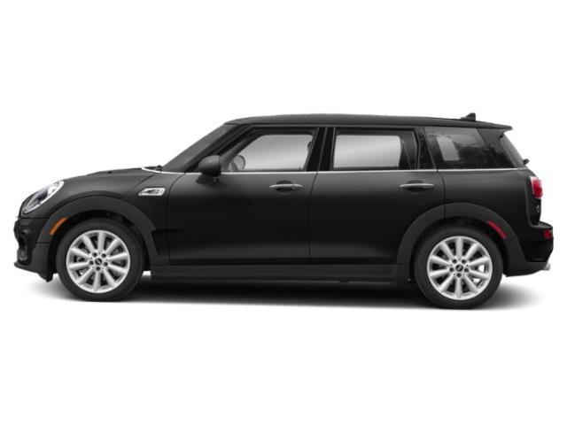 Midnight Black Metallic 2019 MINI Clubman Pictures Clubman Cooper S FWD photos side view