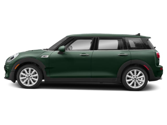 British Racing Green Metallic 2019 MINI Clubman Pictures Clubman Cooper S FWD photos side view