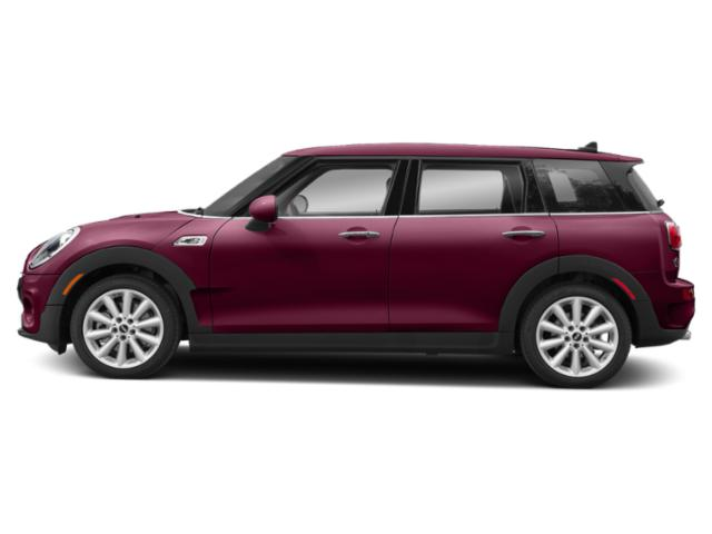 Pure Burgundy Metallic 2019 MINI Clubman Pictures Clubman Cooper S FWD photos side view