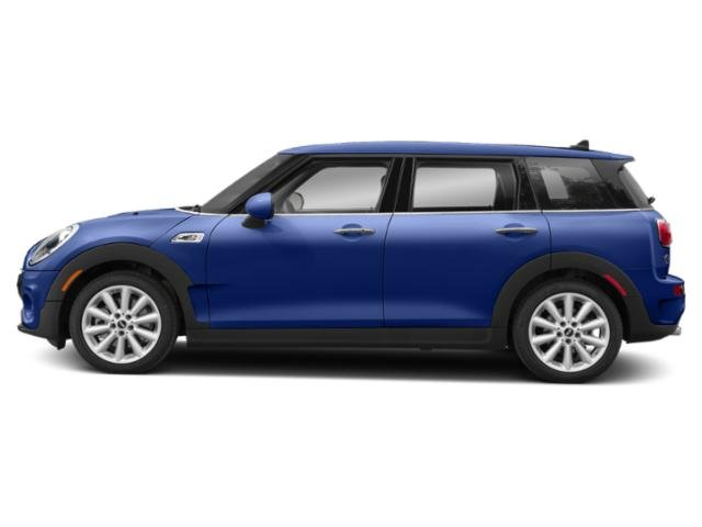 Starlight Blue Metallic 2019 MINI Clubman Pictures Clubman Cooper S FWD photos side view