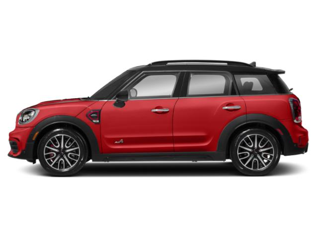 Chili Red 2019 MINI Countryman Pictures Countryman John Cooper Works ALL4 photos side view