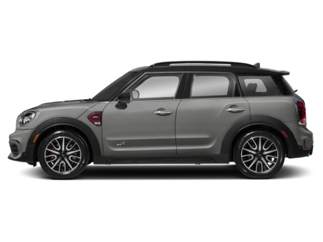 Moonwalk Grey Metallic 2019 MINI Countryman Pictures Countryman John Cooper Works ALL4 photos side view