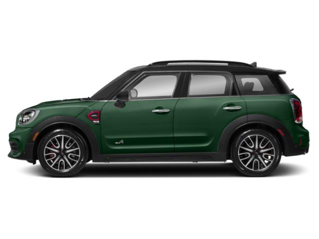 John Cooper Works Rebel Green 2019 MINI Countryman Pictures Countryman John Cooper Works ALL4 photos side view